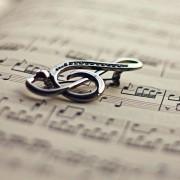 clave de sol, notas de musica 171058